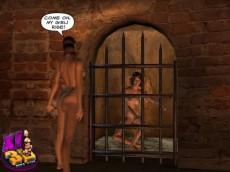 Erotic fantasy 3d