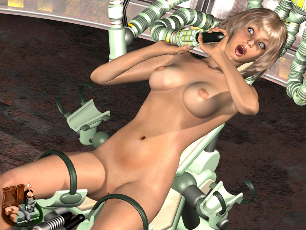 3d animation robots sex attack 9